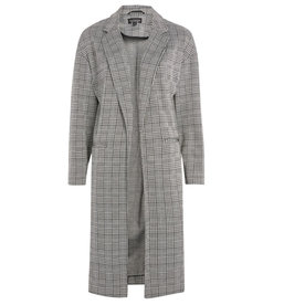 Topshop+Checked+Jersey+Coat