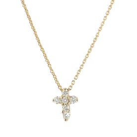 %C2%A0%0A%27Tiny+Treasures%27+Diamond+Cross+Pendant+Necklace