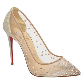 Follies+Strass+Pump