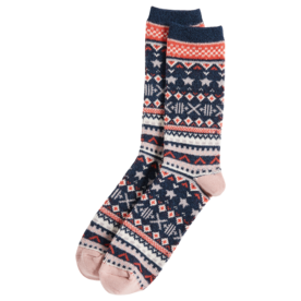 Faire Isle Trouser Socks