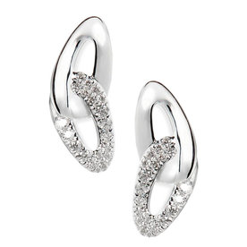 Ippolita+Diamond+Stud+Earrings