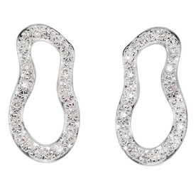 Riva+Pav%C3%A9+Diamond+Drop+Earrings