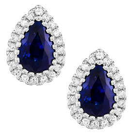 Sapphire+%26amp%3B+Diamond+Earrings