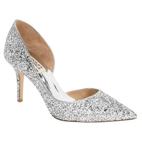 Daisy+Embellished+Point+Toe+Pump