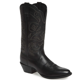 Heritage+Western+R-Toe+Boot