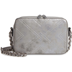 Bella+Stitched+Faux+Leather+Crossbody+Bag