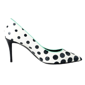 Polka+Dot+Pumps
