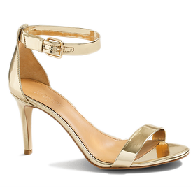 Metallic+High-Heel+Sandals