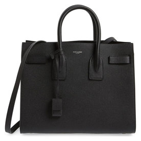 %27Small+Sac+de+Jour%27+Leather+Tote