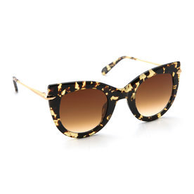 Laveau+Cat-Eye+Sunglasses