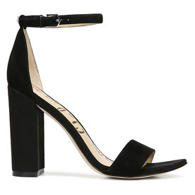Yaro+Ankle+Strap+Block+Heel+Sandals