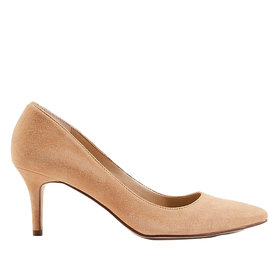 Eryn+Suede+Pumps