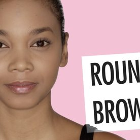 Rounded Brows How-To