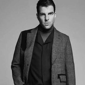 Man Of Style: Zachary Quinto- Part Two