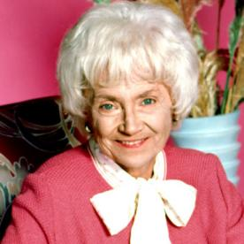 estelle getty young photos