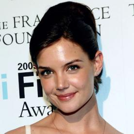 Miraculous Katie Holmes39S Changing Looks Instyle Com Short Hairstyles Gunalazisus
