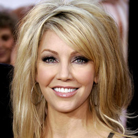 Stupendous Heather Locklear39S Changing Looks Instyle Com Short Hairstyles Gunalazisus