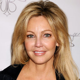 Prime Heather Locklear39S Changing Looks Instyle Com Short Hairstyles Gunalazisus