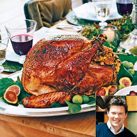 Thanksgiving Recipes from Three Food Network Stars