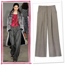 Pants Guide: Find out how-and with what!-to wear fall's new styles ...