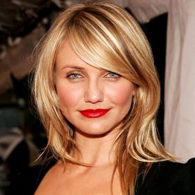 Prime Cameron Diaz39S Changing Looks Instyle Com Short Hairstyles For Black Women Fulllsitofus