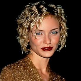 Amazing Cameron Diaz39S Changing Looks Instyle Com Short Hairstyles For Black Women Fulllsitofus