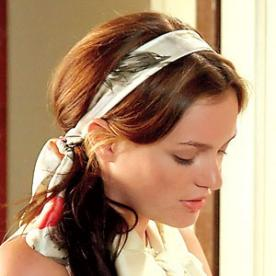 Fine Instant Style Blair Waldorf39S Headbands Instyle Com Short Hairstyles For Black Women Fulllsitofus