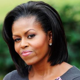 Superb 9 Key Tips From Michelle Obama39S Hairstylist Instyle Com Short Hairstyles Gunalazisus