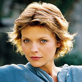 Terrific Michelle Pfeiffer39S Changing Looks Instyle Com Hairstyles For Men Maxibearus