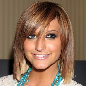 Ashlee simpsons changing looks instyle ashlee simpson transformation beauty urmus Gallery