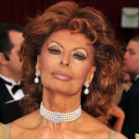 Excellent Sophia Loren39S Changing Looks Instyle Com Hairstyles For Women Draintrainus