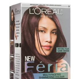 Fria Wild Ombr Ombre Hair Color By L39Oreal Paris Of Highlight ...