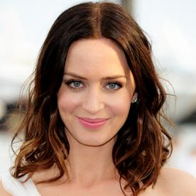Astonishing Emily Blunt39S Changing Looks Instyle Com Short Hairstyles Gunalazisus