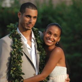 Joy Bryant amp David Pope InStylecom