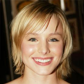 Kristen Bell's Changing Looks