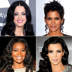 Excellent Try On The Best Star Hair Colors Instyle Com Short Hairstyles For Black Women Fulllsitofus