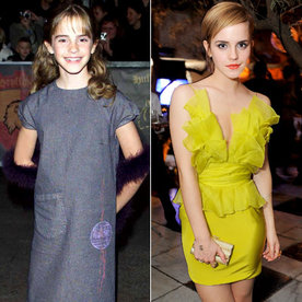 Then And Now Harry Potter Stars Transform Instyle Com
