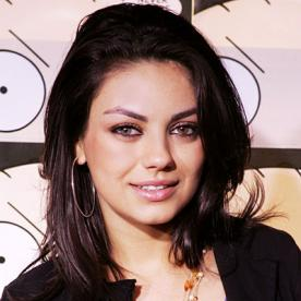 mila kunis beauty celebrity before and after