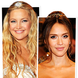 Met Gala 2011 Hair Trend: Headbands, Hats, and Hair Accessories