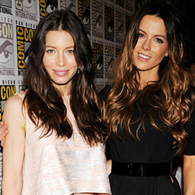 Comic Con 2011: See the Leading Ladies!