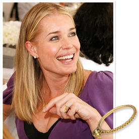 12 non traditional celebrity engagement rings instyle rebecca romijn yellow diamonds celebrity engagement rings junglespirit Gallery
