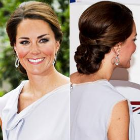 Groovy Amazing Wedding Updos From Every Angle Instyle Com Short Hairstyles Gunalazisus