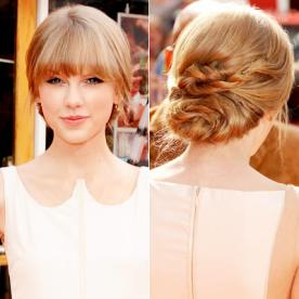 Best updo hairstyles for wedding prom instyle taylor swift pmusecretfo Images