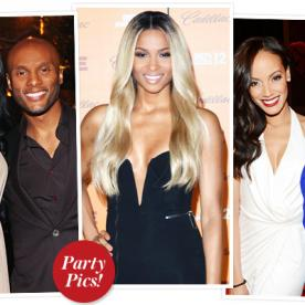 This Weekend's Parties: Pre-BET Awards Dinner and More!