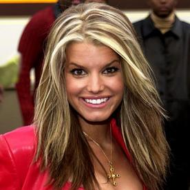Groovy Jessica Simpson39S Changing Looks Instyle Com Hairstyle Inspiration Daily Dogsangcom