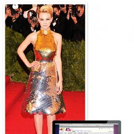 Carey Mulligan Put Her Fancy Prada Dress on eBay