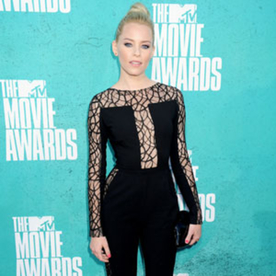"MTV Movie Awards 2012: Elizabeth Banks' Look ""Down to a Science"""