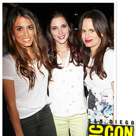 Comic-Con 2012: See the Stars and What They Wore!