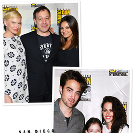 Comic-Con 2012: Oz, Kristen Stewart, and More!