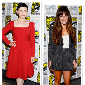 Comic-Con 2012: Celebrities Who Went (And What They Wore)